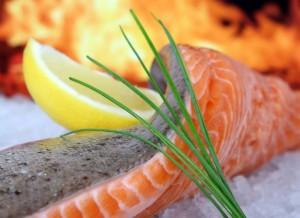 salmon-summer-bbq-in-wine-marinade-1320530-300x218